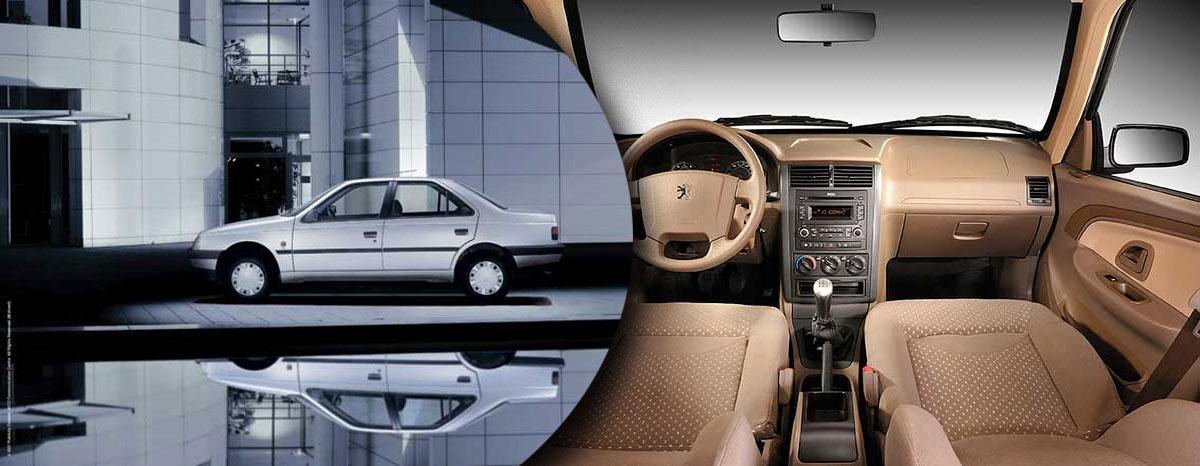 فروش اقساطی ایران خودرو پژو 405 GLX
