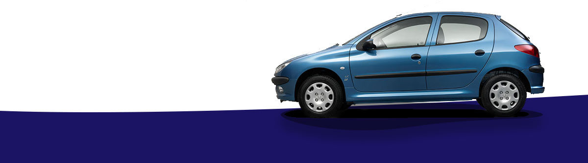 فروش اقساطی ایران خودرو 206 تیپ 5