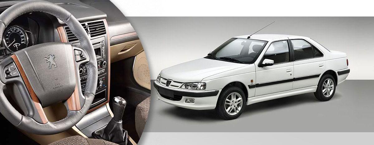 خرید اقساطی ایران خودرو پارس LX