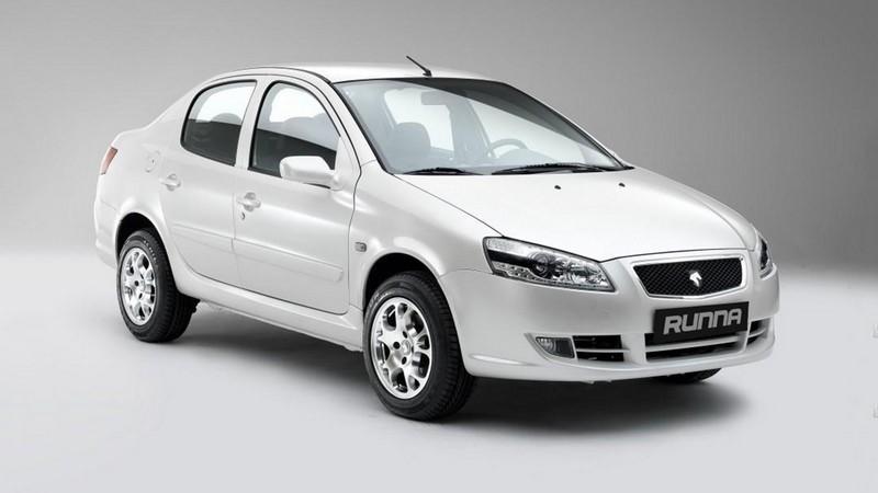 خرید اقساطی ایران خودرو رانا