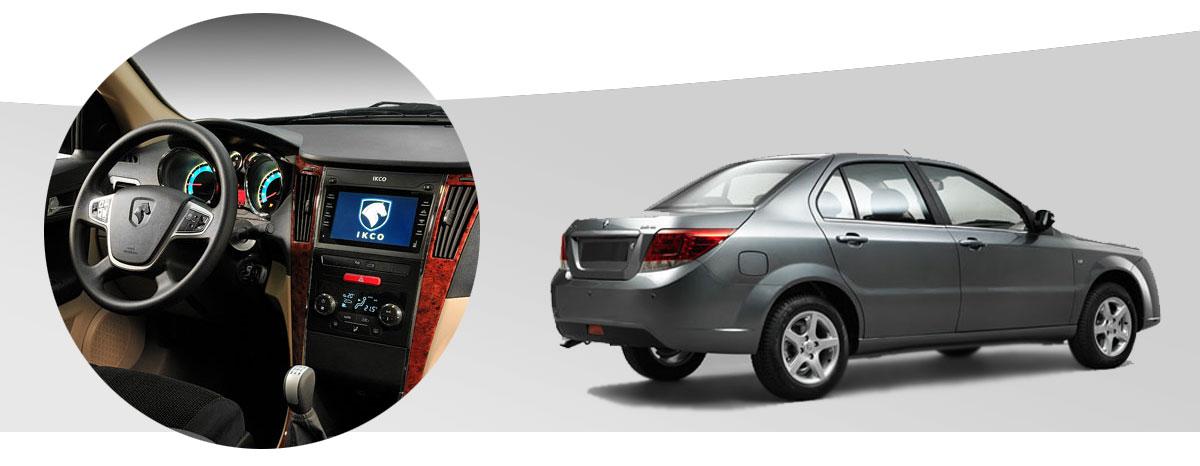 خرید اقساطی ایران خودرو دنا